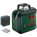 Лазерный нивелир BOSCH AdvancedLevel 360 Basic