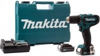 Дрель-шуруповерт ударная аккумуляторная MAKITA HP333DWAE