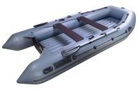 Моторная надувная лодка Адмирал 410 НДНД