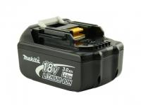 Аккумулятор Makita 18 В 3,0 Ач. Li-ion тип BL1830