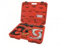 Набор стяжек для пружин (MacPherson) d80-195mm TOPTUL (JGAI0801)