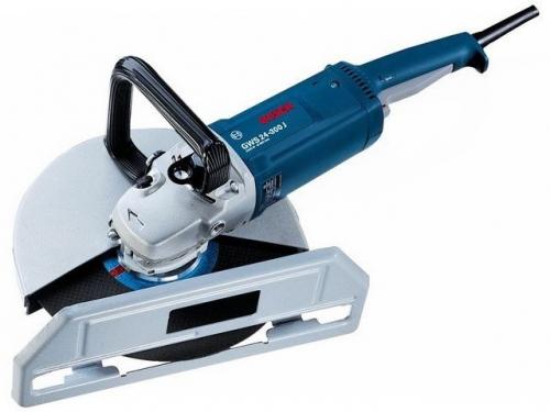 Отрезная машина Bosch GWS 24-300 J + SDS
