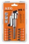 Угловая насадка AEG WB 1  для шуруповертов