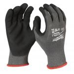 Перчатки рабочие MILWAUKEE с защитой от порезов уровень 5