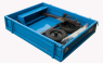 Прицеп для мотоблока Forza-5 Агро (650 кг)