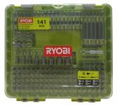 Набор бит RYOBI RAKD141 (141 шт)