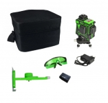 Уровень лазерный самовыравнивающийся ZITREK LL12-GL зеленый луч