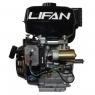 Двигатель Lifan 192FD (вал 25 мм) 17 лс