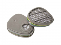 Фильтр Jeta Safety 6541 д/защ. от орг., неорган. кисл. газов и паров и аммиака A1E1B1K1) в Бресте