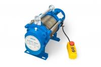 Лебедка электрическая Zitrek KCD-500/1000/220v канат 60м