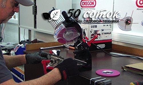 Инструкция для станка заточки цепей oregon