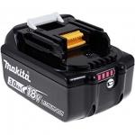 Аккумулятор Makita 18 В 3,0 Ач. Li-ion тип BL1830B