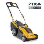 Аккумуляторная газонокосилка Stiga Combi 40 AE