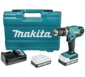Шуруповерт ударный Makita HP457DWE