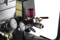 Виброплита реверсивная ТСС-WP160TL (колесный комплект, бак)