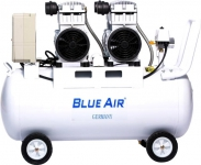Компрессор поршневой безмасляный Blue Air BA-100MH-22