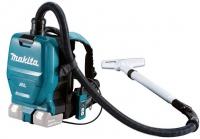 Пылесос- рюкзак MAKITA DVC260Z BLmotor 36V(2*18V) аккумуляторный без АКБ и ЗУ