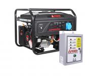 Бензиновый генератор A-iPower lite AP6500E в Бресте