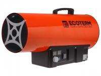 Нагреватель воздуха газовый Ecoterm GHD-50 прямой, 50 кВт