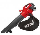 Бензиновый садовый воздуходувка-пылесос MTD BV 3000 G