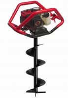Бензобур ADA Ground Drill 8, шнек 250 в комплекте
