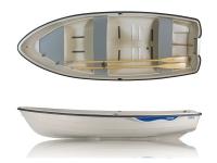 Лодка пластиковая Terhi 385
