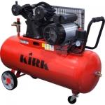 Компрессор ременной KIRK K2065Z/100