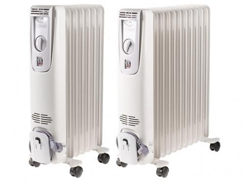 Радиатор масляный электрический Термия H0715