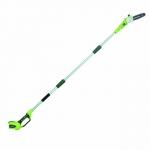 Greenworks 24V аккумуляторный высоторез-сучкорез G24PS20/ 20127