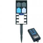 Блок уличных управляемых розеток OASE InScenio FM-Master 3