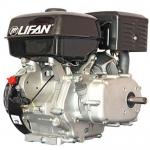 Двигатель Lifan 188F-R (сцепление и редуктор 2:1) 13 лс