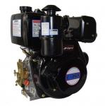 Двигатель дизельный Lifan C186F (вал 25 мм) 10 лс
