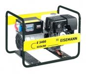 Бензиновый генератор Eisemann Е 6400