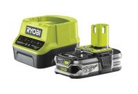 Аккумуляторная батарея + З. У. RYOBI RC18120-115 ONE+