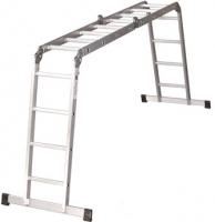Лестница-трансформер Dogrular Transformer Pro 5x2 + 4x2 ступени