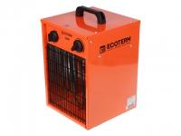 Нагреватель воздуха электр. Ecoterm EHC-03/1E