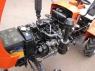 Минитрактор дизельный Уралец 220Б 2x4 с диференциалом блокировки