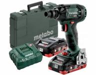 Ударный гайковерт Metabo SSW 18 LTX 300 BL