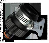 Присоединитель Bradas ECO-PWB2194 для шланга к трубе с хомутом
