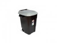 Контейнер для мусора пластик. TAYG 100л с педалью