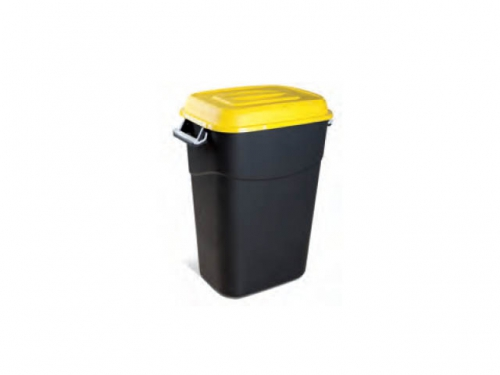 Контейнер для мусора пластик. 50л, 75л,95л