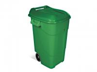 Контейнер для мусора пластик.TAYG 120л с педалью  в Бресте