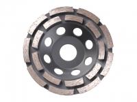 Алмазная чашка 125мм бетон двурядная STARTUL MASTER (ST5059-125)