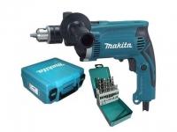 Дрель ударная Makita HP1630KX2