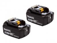 Аккумуляторы 2 шт. Makita BL1840