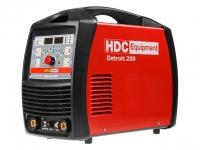 Инверторный аппарат аргонодуговой сварки HDC Detroit 200
