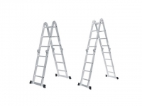Лестница алюм. многофунциональная STARTUL (ST9712-05)