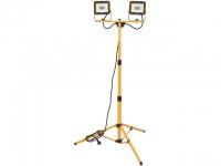 Прожектор светодиодный мобильный на штативе Brennenstuhl 2x20 Вт