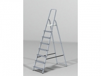 Лестница-стремянка алюм. 169 см 8 ступ. 5,4кг PRO STARTUL (ST9940-08)