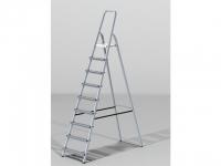 Лестница-стремянка алюминиевая 191 см PRO STARTUL (ST9940-09)
